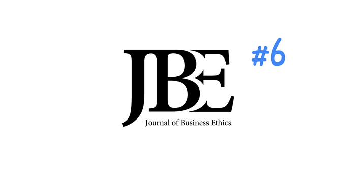 JBE is the number six citation style used for business
