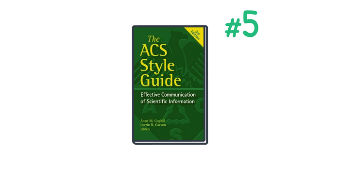 ACS is the number five citation style used in science