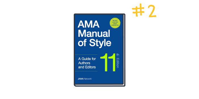 AMA is the number two citation style with numbers