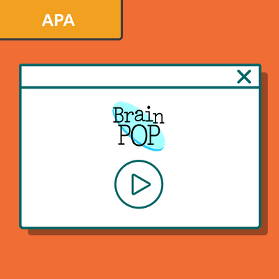 APA Brainpop video citation