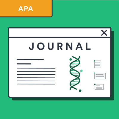 APA online-journal-article- citation